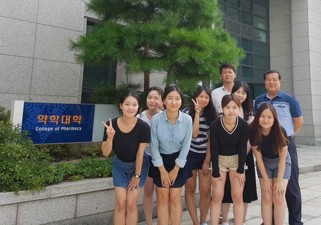20160808 세포치료학연구실-인턴학생들과